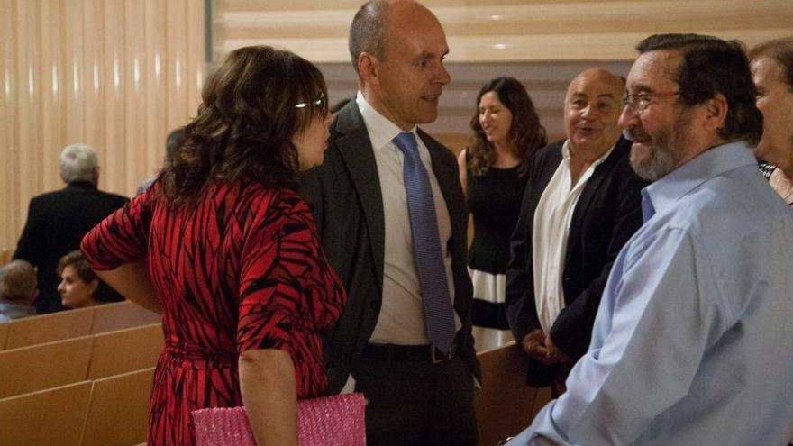 """Vidal exige una """"clara hoja de ruta"""" para atraer empresas y frenar la despoblación"""