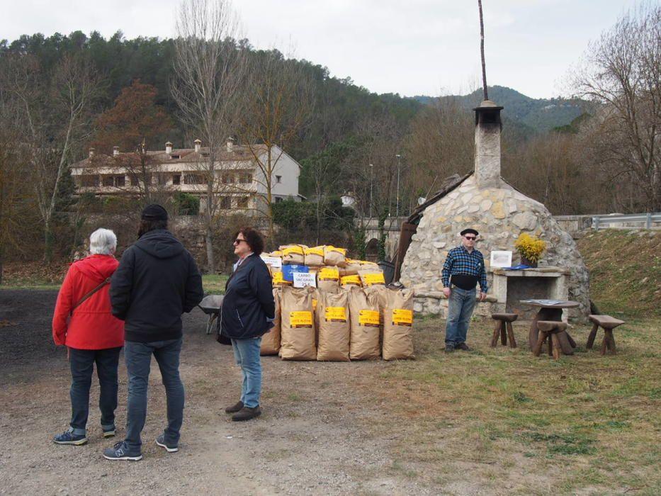 Fira del Carbó i la Mongeta de Sant Llorenç