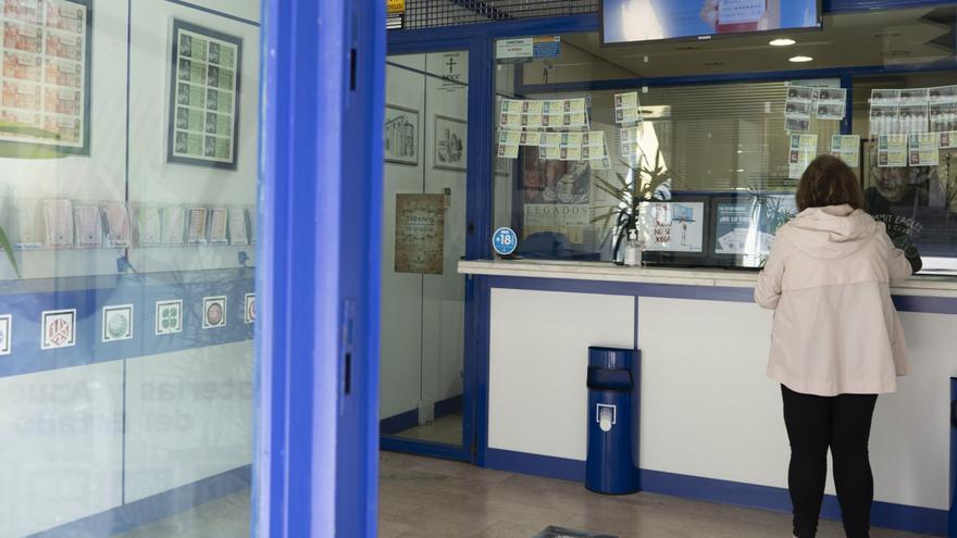 El Gordo de la Primitiva deja en Zamora un premio de 46.000 euros