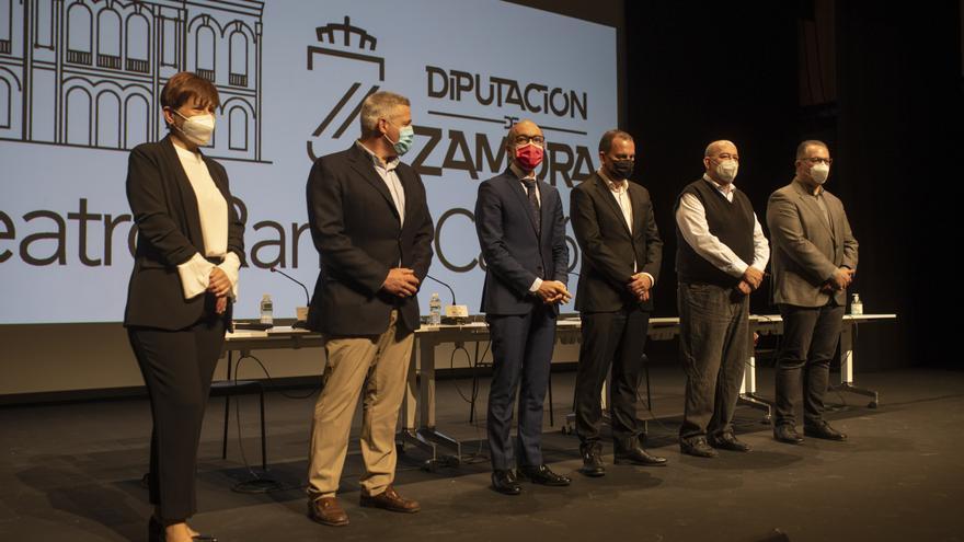 Zamora, punto de partida de la gira regional del espectáculo dedicado a la figura de Miguel Delibes