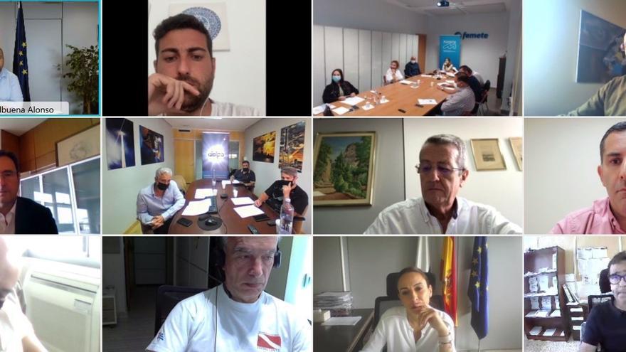 Canarias crea una mesa de seguimiento sobre el servicio de Endesa Distribución con instaladores y colegios profesionales