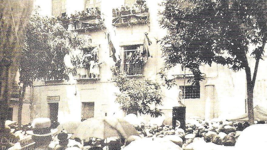 En recuerdo del 14 de abril de 1931