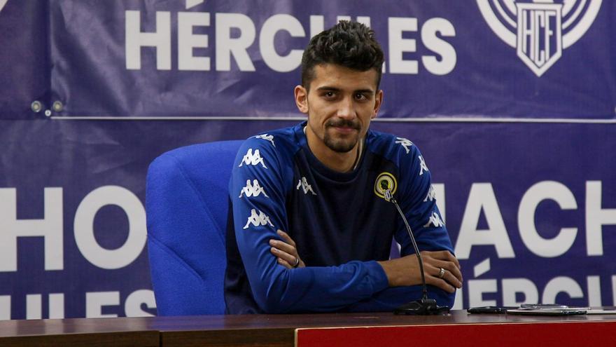 Romain: «Ganar al Ibiza nos da moral para ir a por los tres puntos a Villarreal»