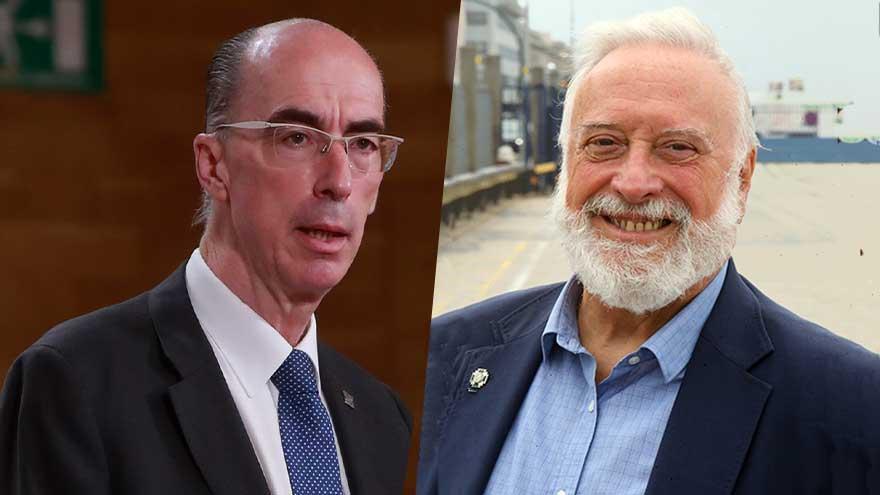El BOE hace oficial el nombramiento de Vázquez Almuiña como presidente del Puerto de Vigo