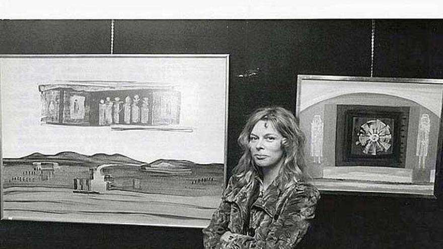 Edith Sommer, la artista auténtica que superó la falsedad