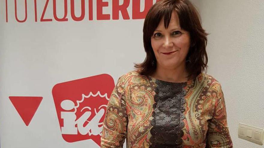 La líder de IU en Murcia dimite al estar entre los empleados vacunados del SMS