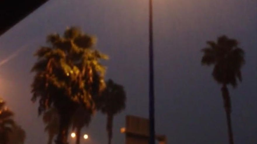 Vídeos de la lluvia de este martes en Gran Canaria