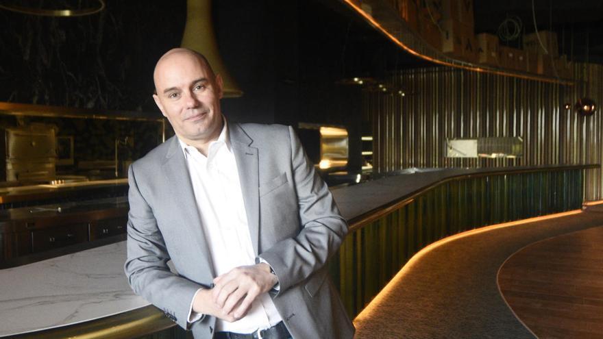 El Odiseo consigue una estrella Michelin con el chef Nazario Cano