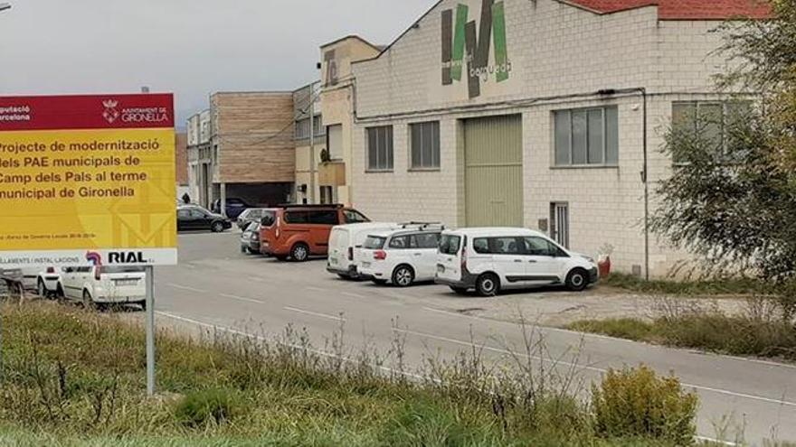 Gironella inverteix 100.000 euros en la renovació de  l'enllumenat dels polígons