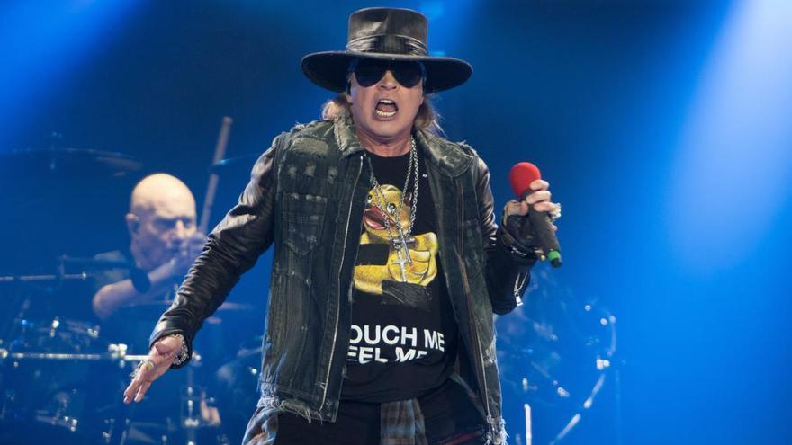 Guns N' Roses tocará el 5 junio en Sevilla en su único concierto en España