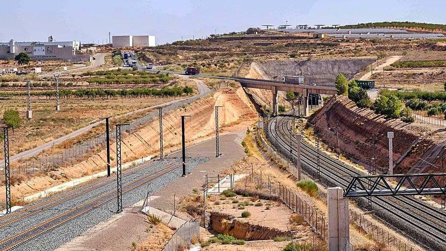 El Corredor Mediterráneo recibe un impulso con obras  en Valencia y Barcelona