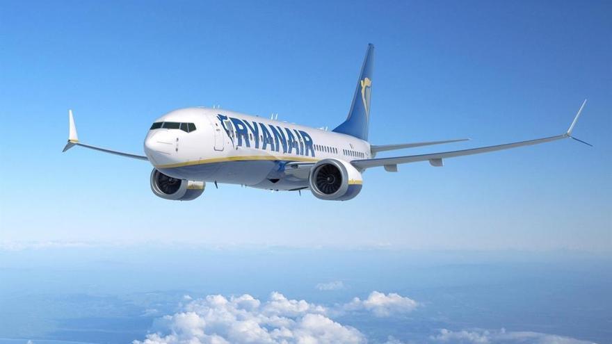 Aterriza de emergencia un avión que volaba a Palma por un pasajero enfermo