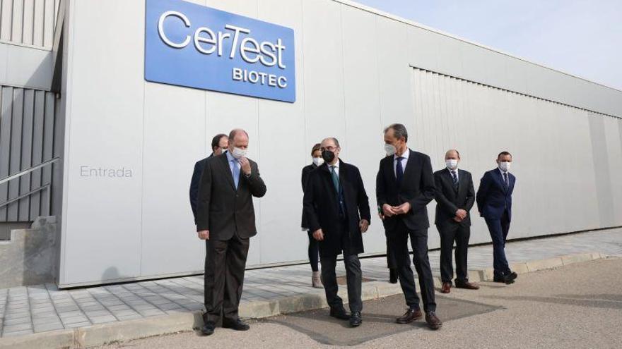 Una empresa aragonesa invierte 100 millones para crear vacunas contra la COVID