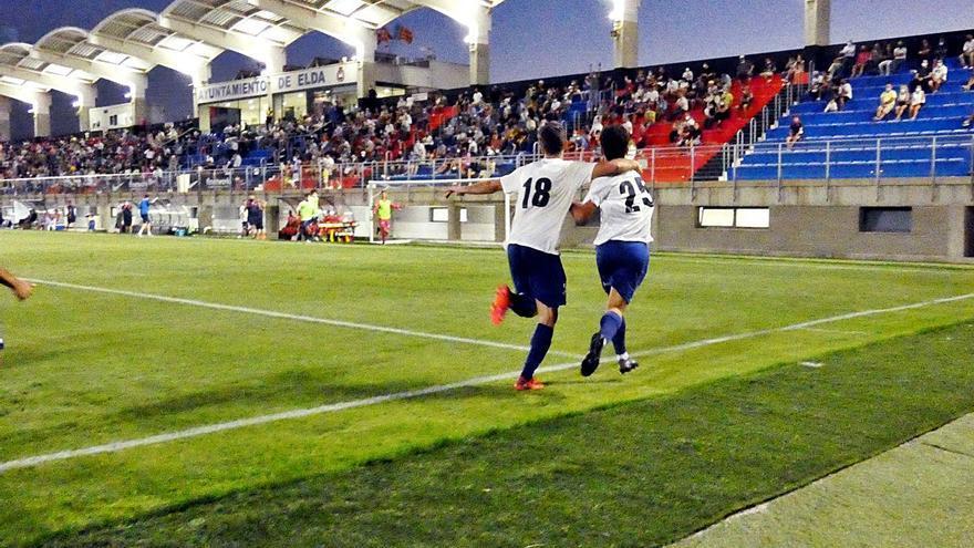La UD Alzira encadena su tercer empate consecutivo en el tiempo añadido