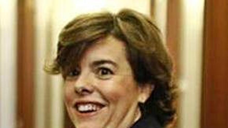 Soraya Sáenz de Santamaría fitxa per Cuatrecasas i entrarà al consell d'administració