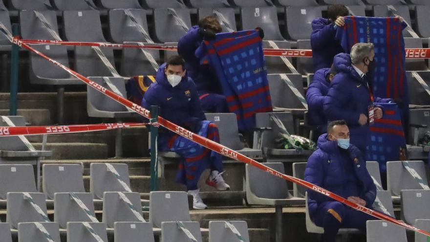El Barça, a la final tras eliminar a la Real en los penaltis