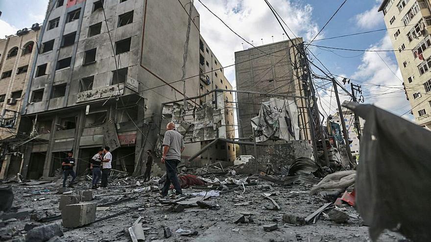 Tres viatges  a Gaza