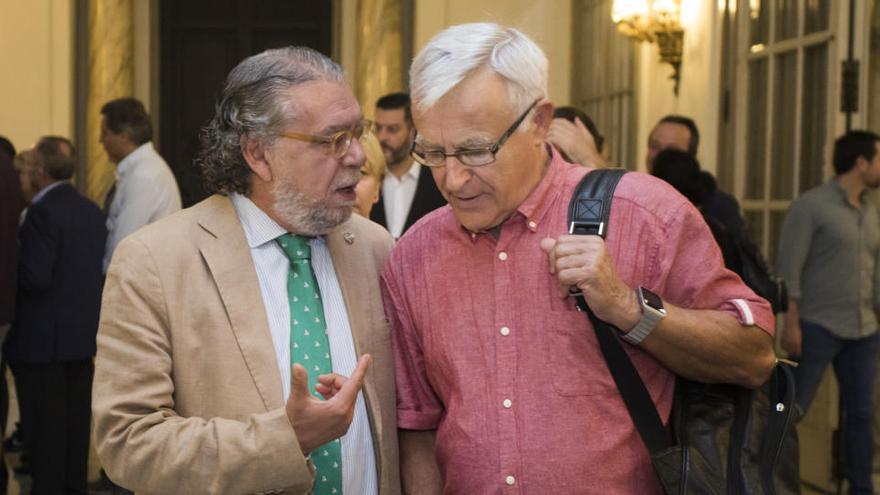 """Ribó lamenta el fallecimiento de """"un magnífico concejal al servicio de València"""""""