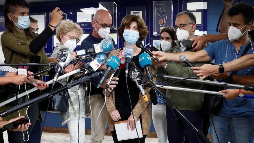 """Osakidetza vulneró el """"derecho a la vida"""" de los trabajadores de algunos hospitales vascos"""