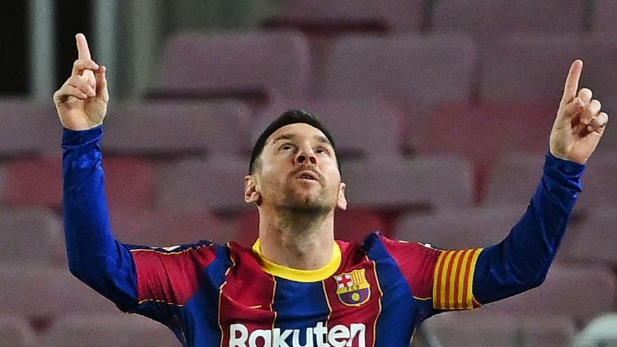 Messi cobrará 38 millones aunque se vaya