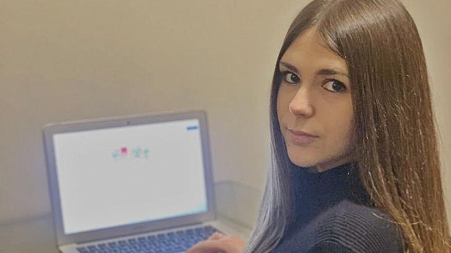 La baionesa Ivonne Ferreira gana un concurso gallego sobre protección de datos