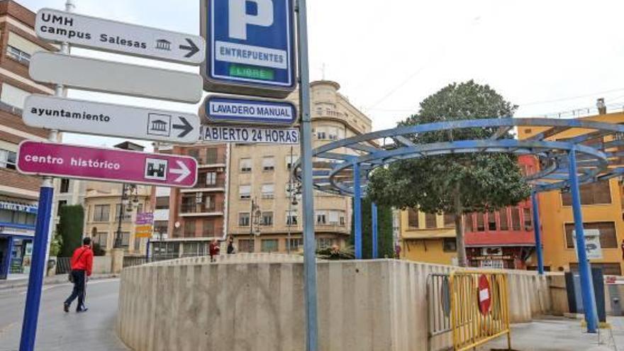 Orihuela deja de ingresar más de 200.000 euros por no reclamar el IBI a un parking