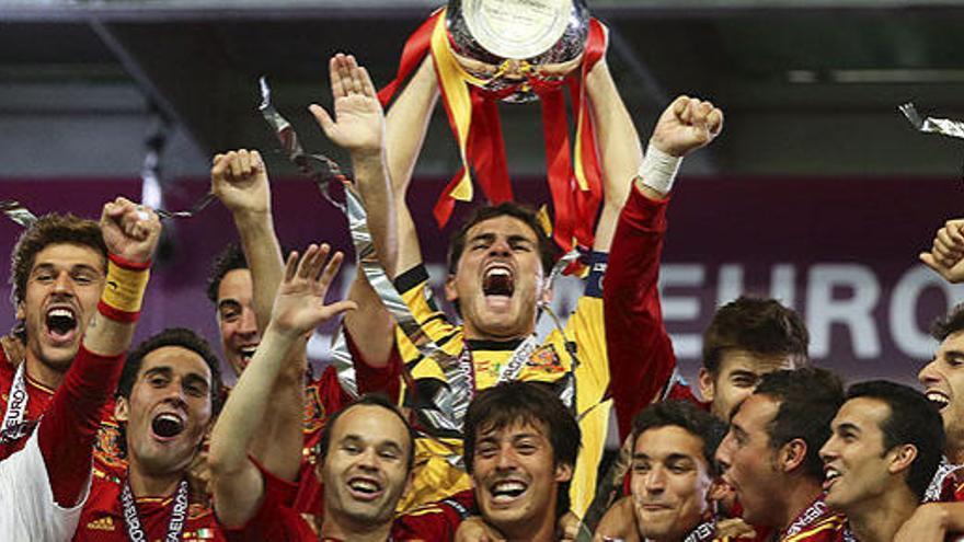 'La Roja' optará a su segundo premio Laureus al 'Mejor equipo'