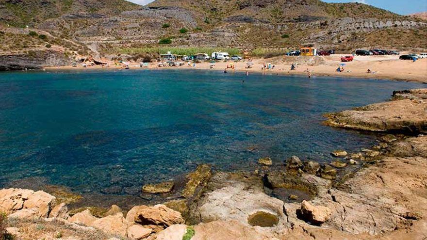 Murcia, tercera comunidad en certificación de calidad y seguridad de sus playas