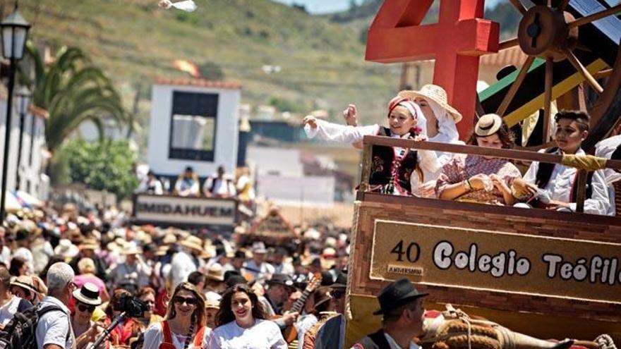 Este es el calendario de Romerías de Tenerife 2020