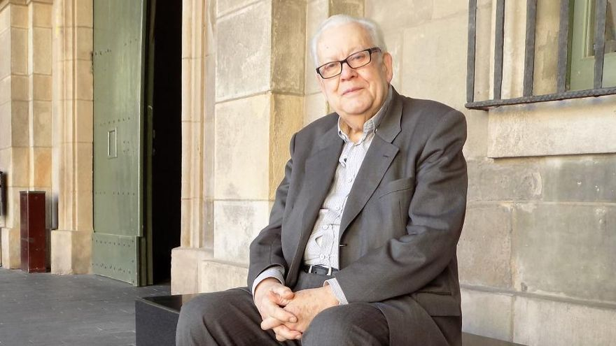 Mor als 84 anys Juli Sanclimens, alcalde de Manresa entre 1987 i 1995
