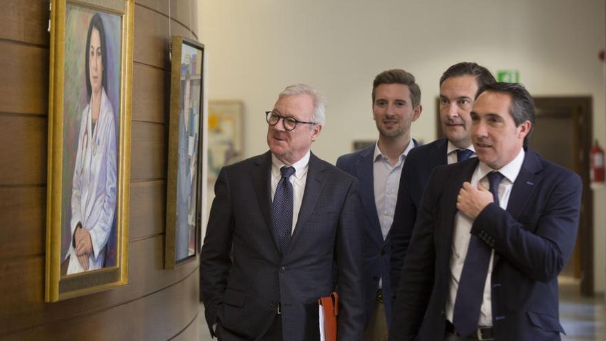 La trama Gürtel cobró 6.390 euros por una 'visita' de Acebes a la Feria