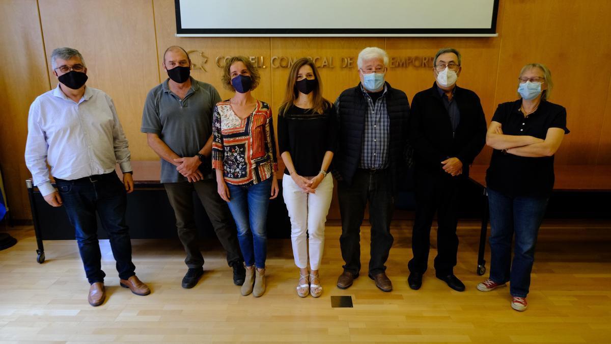 Una de les actuacions estarà liderada pel Consell Comarcal de l'Alt Empordà i compartida per diverses entitats i administracions