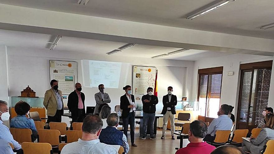 La Junta facilita la extensión de la fibra en 31 pueblos de Zamora