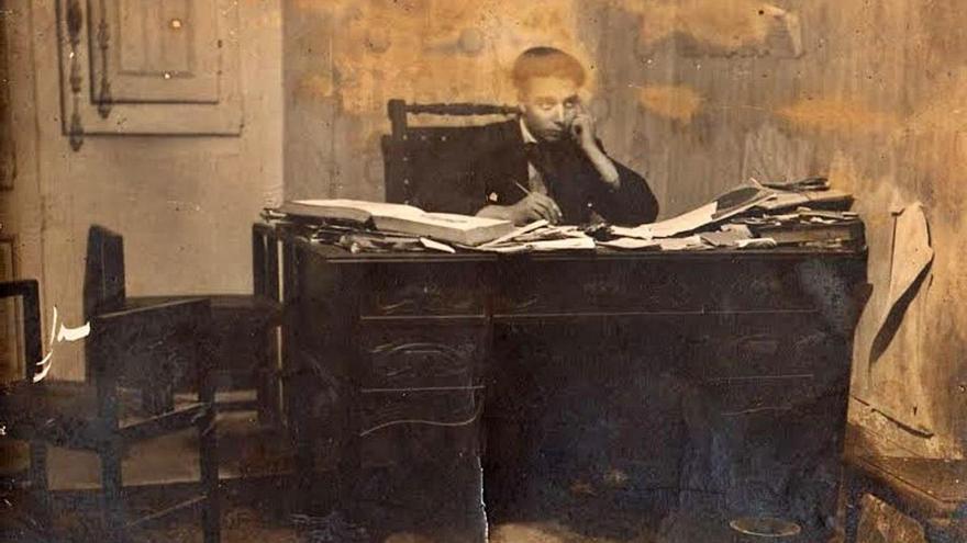 Cal·lígraf reeditarà l'assaig «Elogi de la mentida», del filòsof Josep Torres Tribó