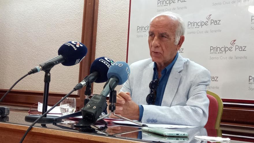 """Reclaman un """"frente común"""" de las instituciones canarias contra """"la guillotina"""" de Costas en el litoral de las islas"""