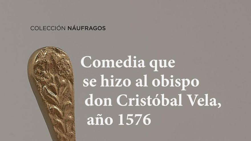 Una obra inédita de Cairasco de Figueroa, en el Club La Provincia