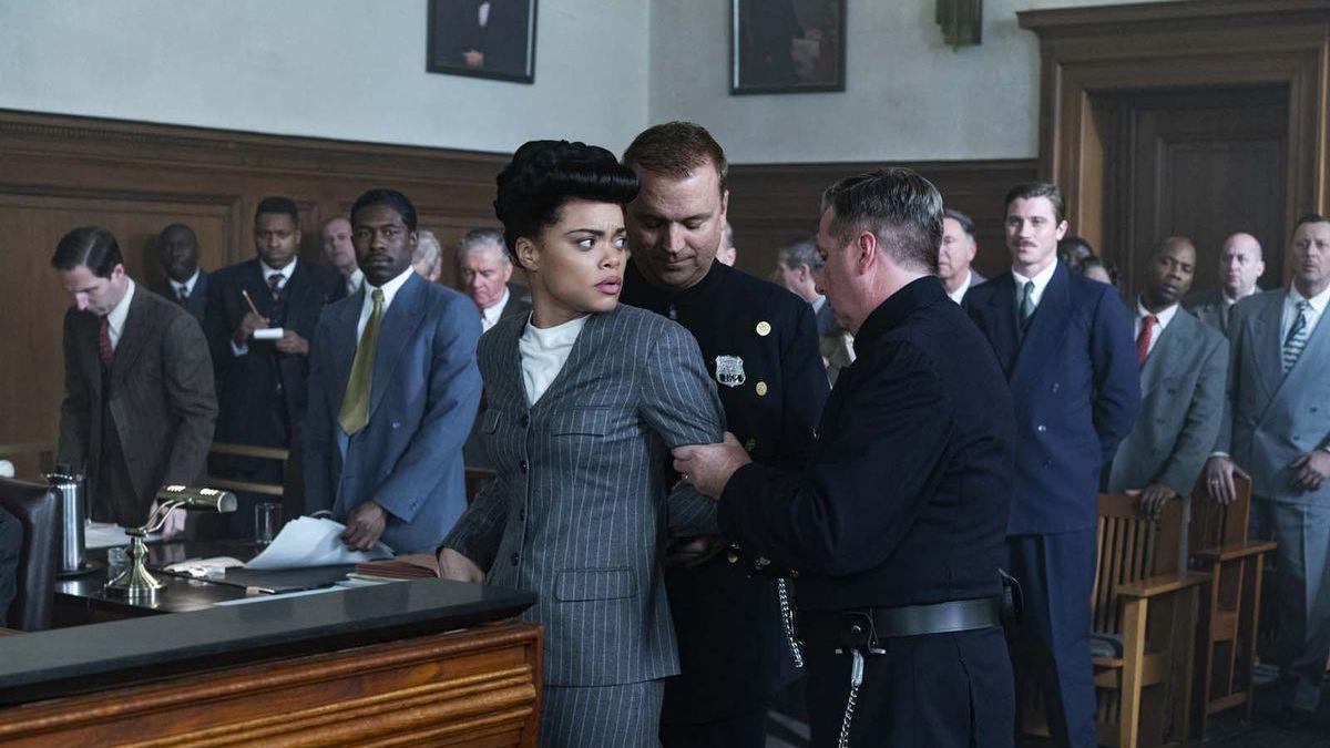 'Los Estados Unidos contra Billie Holiday': un homenaje inconveniente