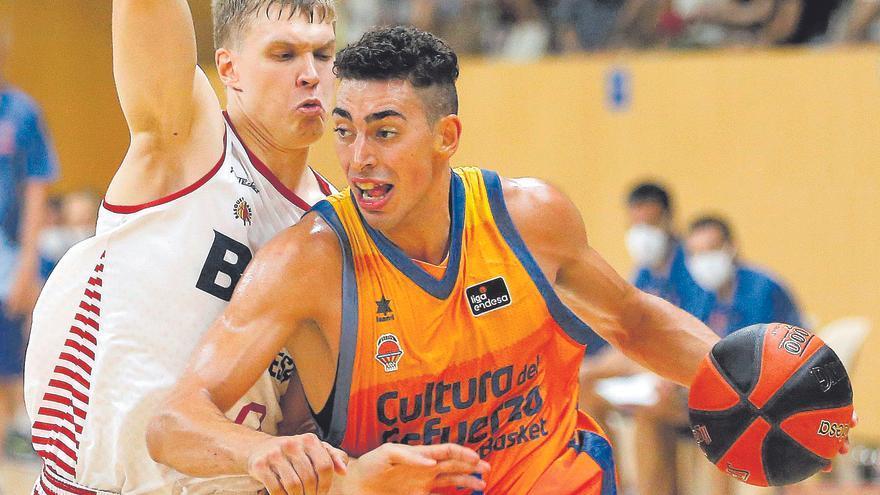 Reacción obligada para Valencia Basket con la cantera