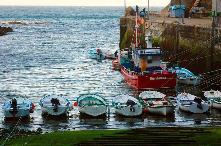 Puerto de ortigueira