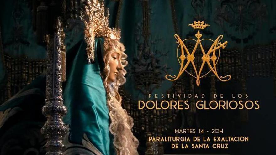 XXIV Aniversario de la Coronación de la Dolorosa de Lorca