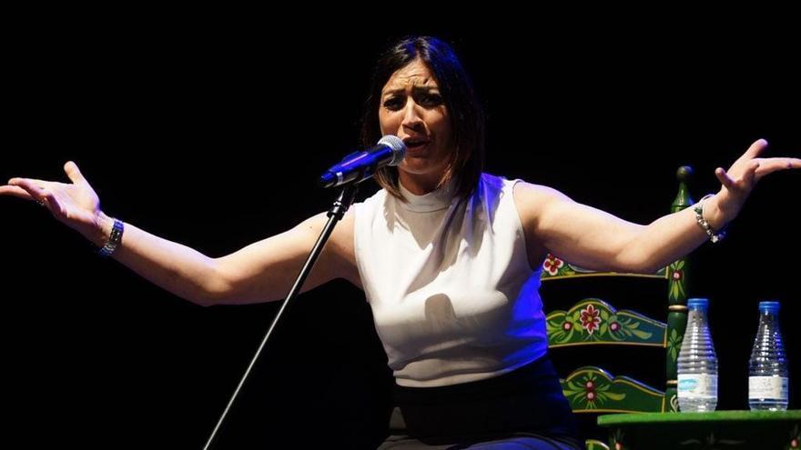 Pilar Acaiñas, nueva presidenta de la peña flamenca de Pozoblanco