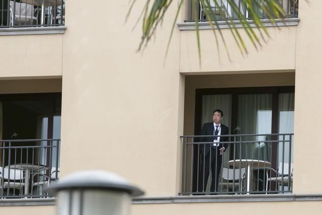 Seguridad por la visita de Xi Jinping