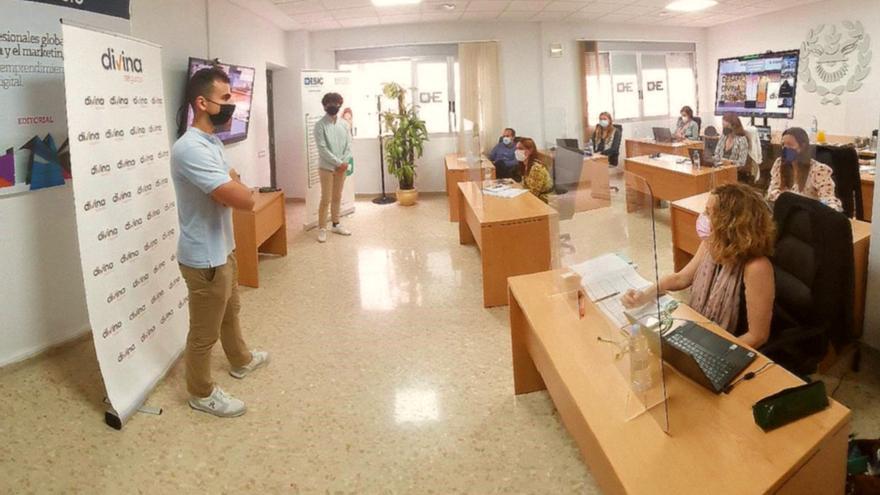 Divina Seguros entra en las aulas para desafiar al alumnado de ESIC Business and Marketing School
