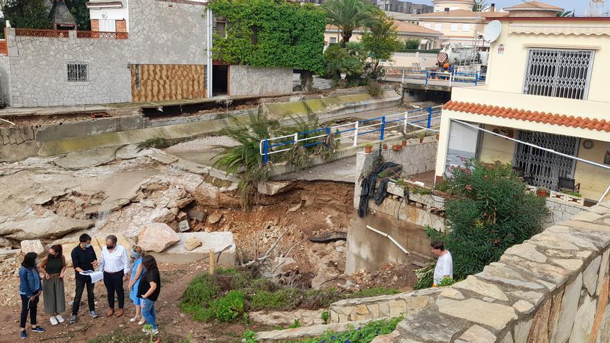 Vinaròs valora en 3 millones los daños sufridos por los efectos de la DANA