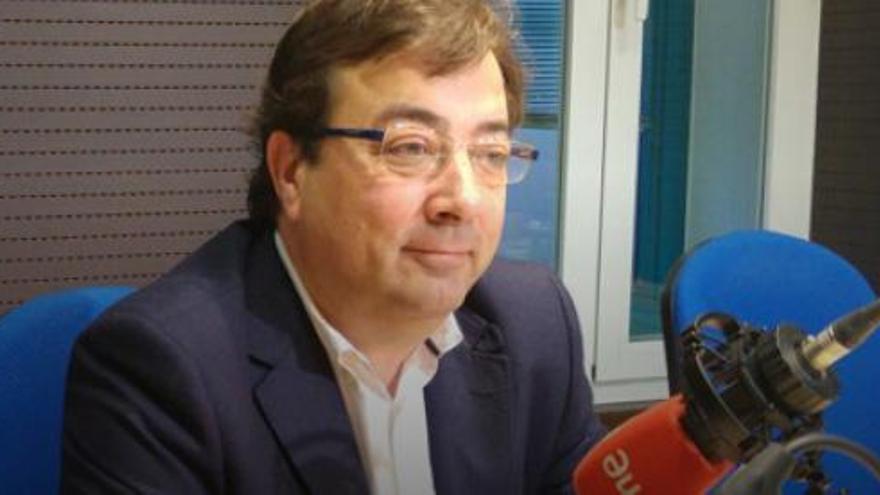 Fernández Vara no descarta un pacto 'a la portuguesa' en España
