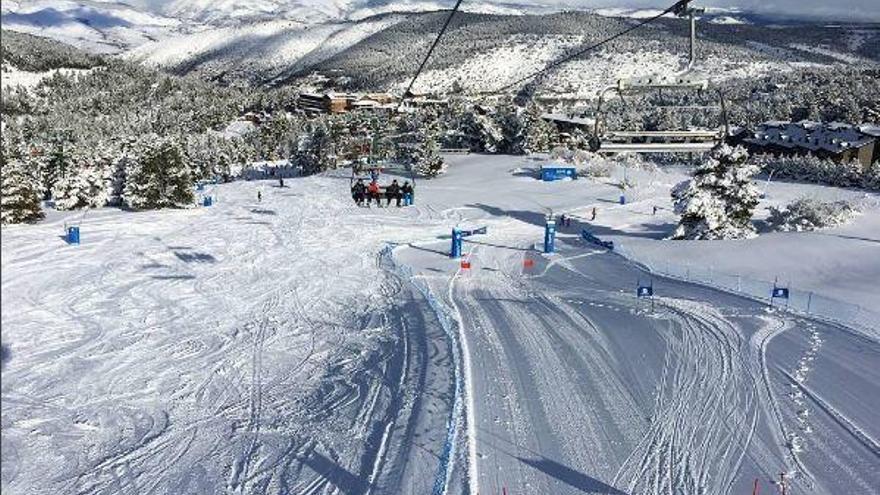 La Molina abandera l'aposta per la sostenibilitat de l'esquí pirinenc