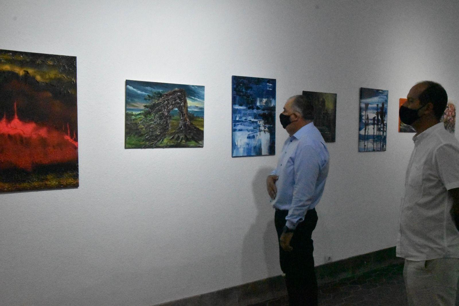 Exposición de Ana Tous en Telde