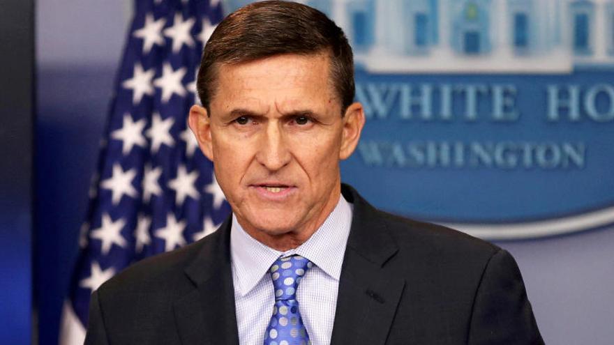 Michael Flynn, exasesor de Trump, se declara culpable de mentir al FBI