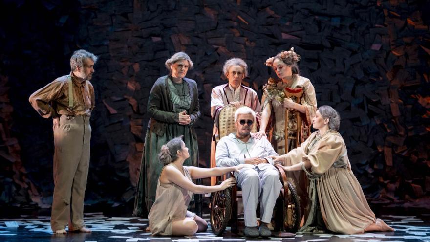 El Teatro Pérez Galdós dedica tres espectáculos al escritor en el último trimestre de 2020