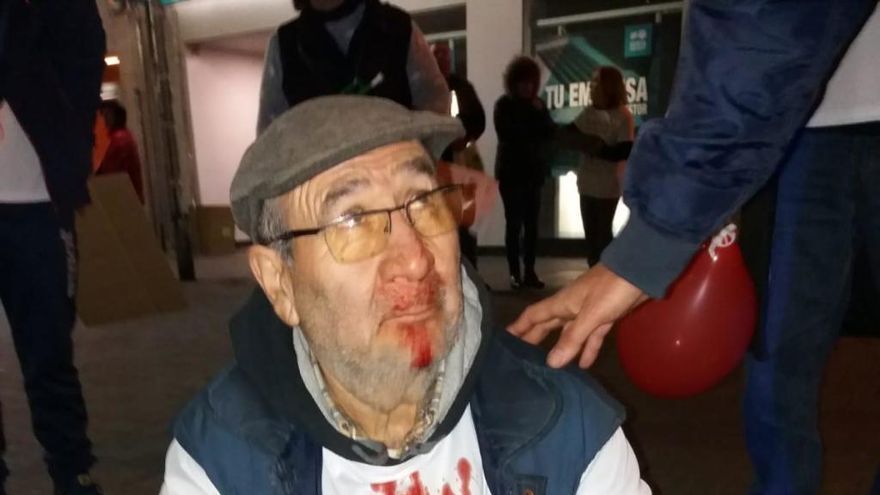 Condenado por golpear a dos afectados de iDental que se manifestaban en Murcia